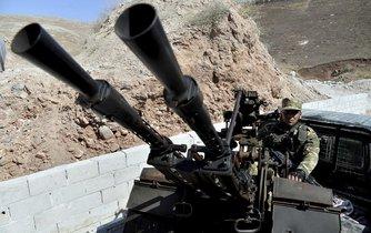 Syrská armáda - ilustrační foto