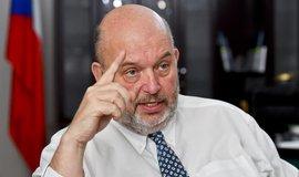 Ministr zemědělství Miroslav Toman