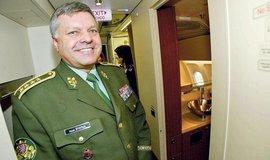 Bývalý náčelník generálního štábu Pavel Štefka