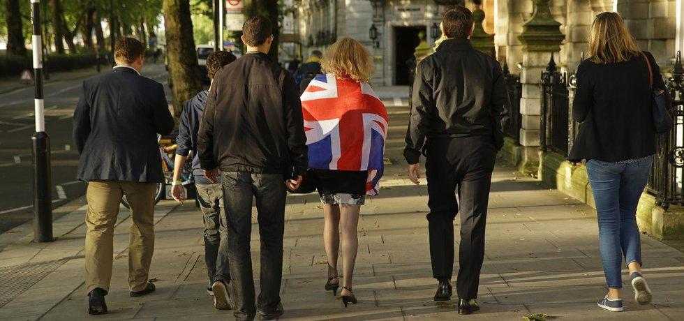 Velká Británie opouští Evropskou unii (Zdroj: čtk)