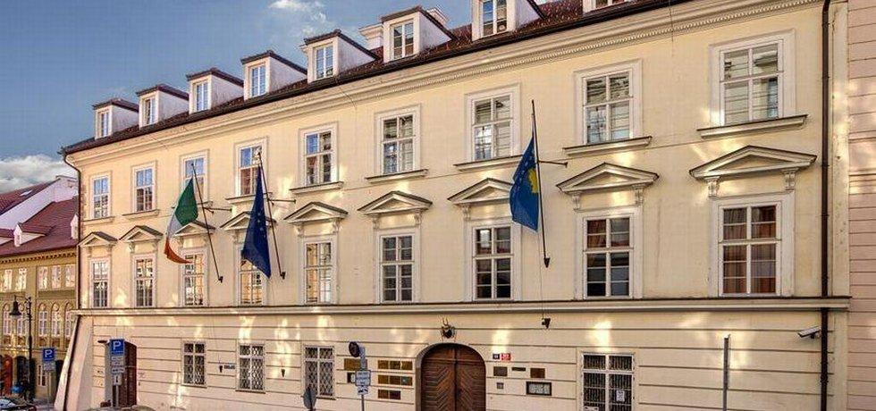 Vratislavský palác v Praze
