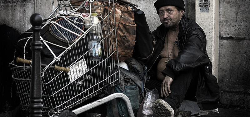 bezdomovec, bezdomovectví