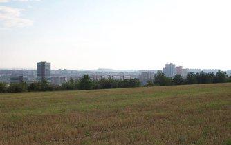 Stolová hora Vidoule v Praze 5