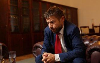 Robert Pelikán, ministra spravedlnosti za Babišovo ANO
