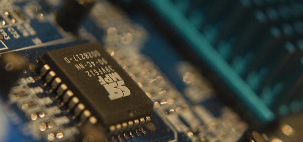 čip (ilustrační foto)