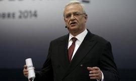 Bývalý šéf koncernu Volkswagen Martin Winterkorn