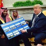 1. USA (12,4 miliardy dolarů). Největším vývozcem zbraní na světě jsou Spojené státy americké. Loni vyvezly zbraně za téměř 42 miliard dolarů v současné hodnotě peněz, což je o čtvrtinu vyšší hodnota než v roce 2016. Největším příjemcem je Saúdská Arábie. Prezident Donald Trump navzdory kritice dohodl s režimem novou smlouvu za 250 miliard dolarů. Americká zbrojovka Lockheed Martin je největší na světě.