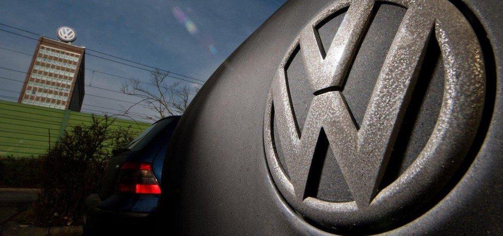 Volkswagen, ilustrační foto