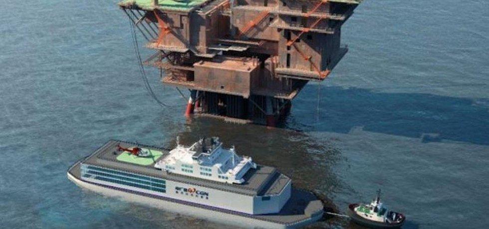 Plovoucí jaderné reaktory mají zajistit Číně námořní převahu.