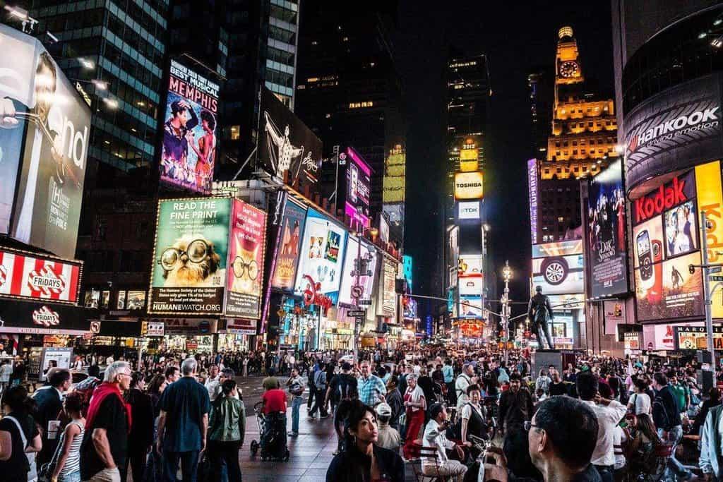 1. New York (USA)