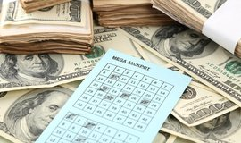 Výhra v loterii - ilustrační foto