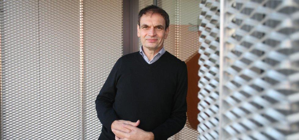 Stanislav Martinec, majitel Koma Modular.