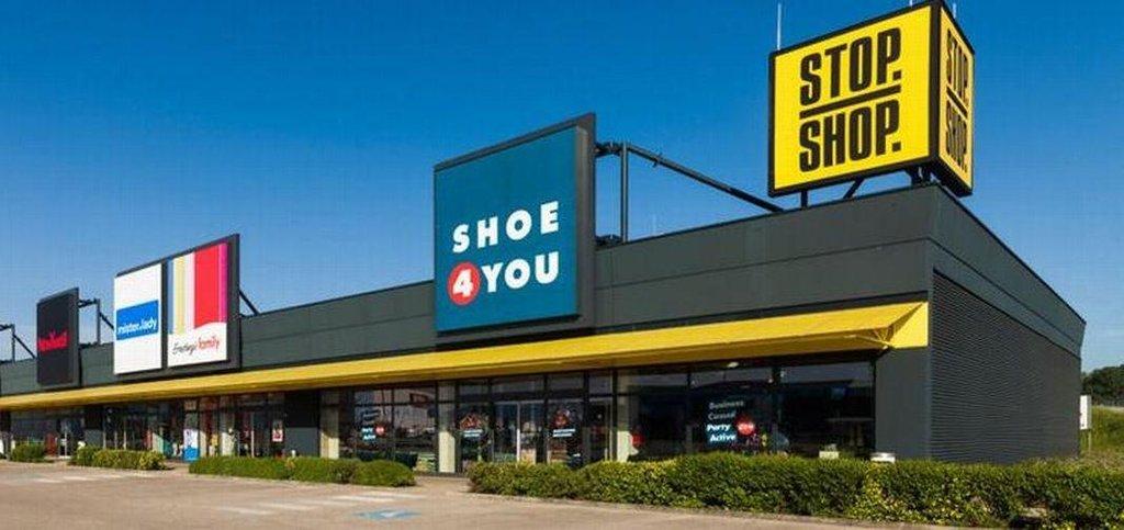 Obchod Stop Shop, Immofinanz