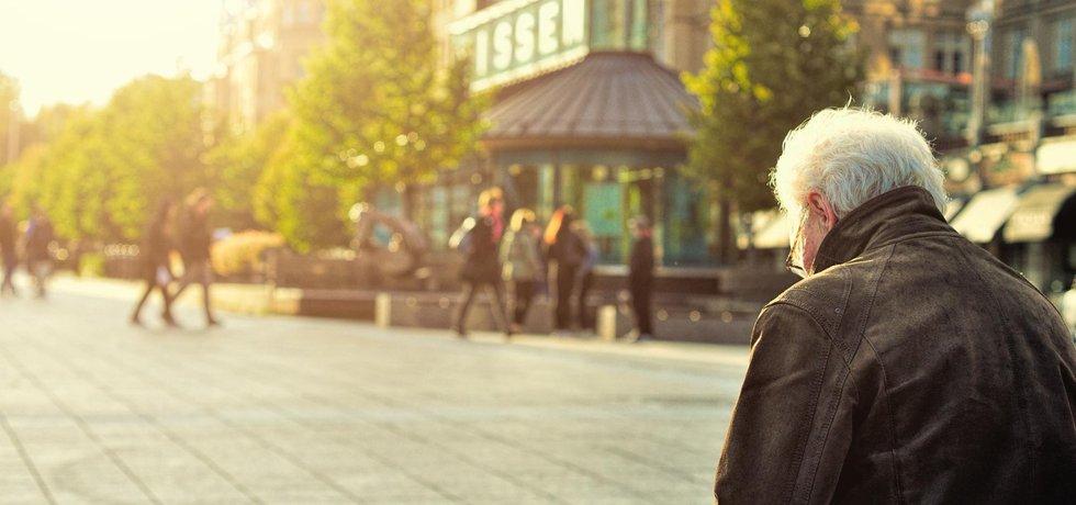 Předčasný důchod - ilustrační foto