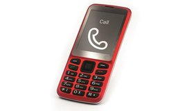 Telefon pro slabozraké BlindShell