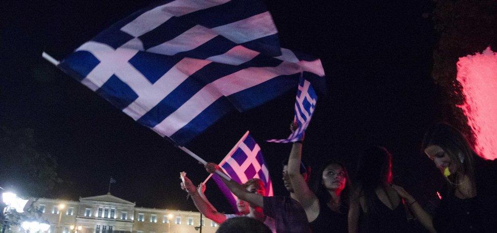 Řecko, vlajka