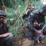 Pušky Heckler & KochG3 u armády Guyany. V Libyi byly zbraně HK G36 použity v roce 2011 Kaddáfího stoupenci během občanské války.