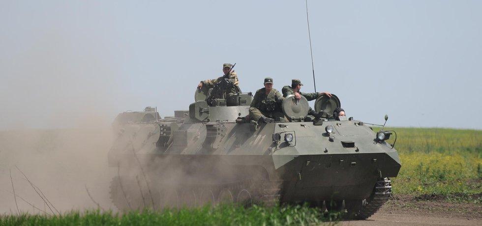 Ruská armáda - ilustrační foto (Zdro: čtk)