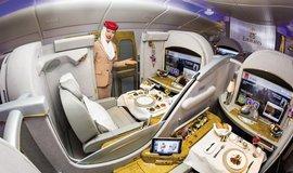 Sázku na turismus Emiráty podpořily rozvojem několika luxusních leteckých společností