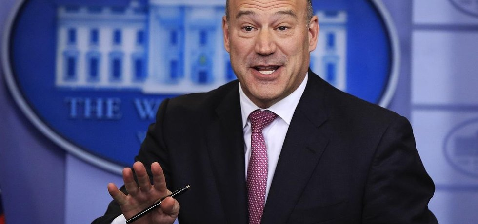 Trumpův ekonomický poradce Gary Cohn odstupuje z funkce