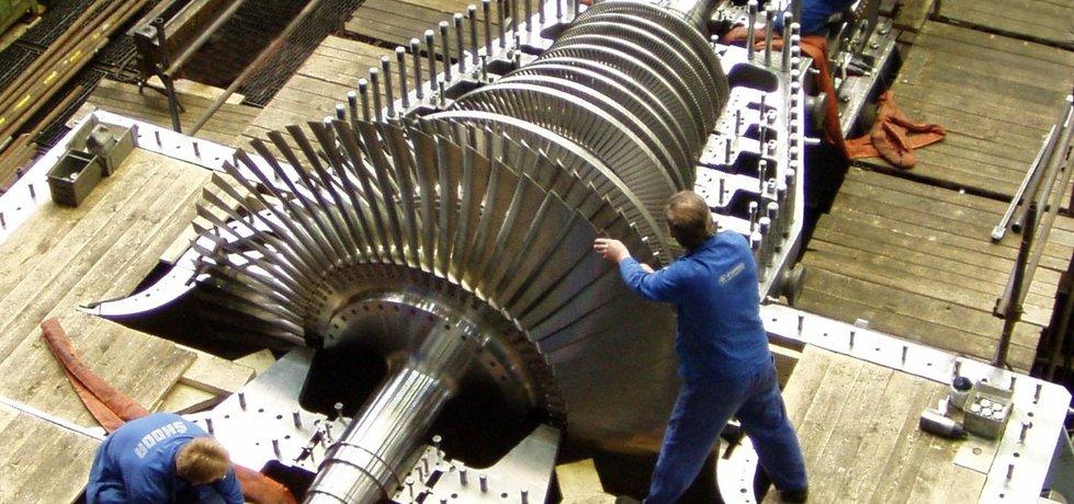 Ilustrační foto z továrny Škody Power
