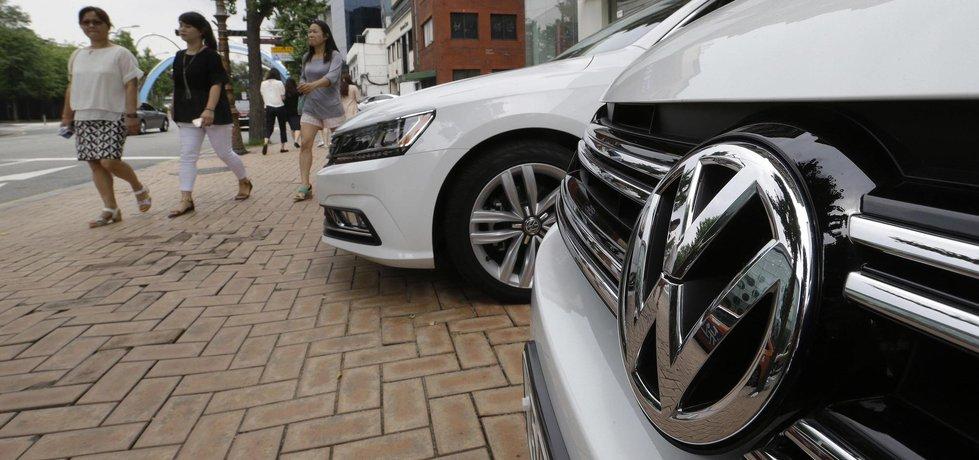 Volkswagen v Jižní Koreji (Zdroj: ČTK)