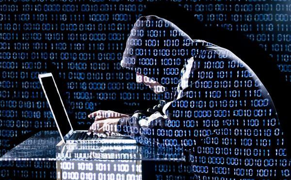 počítač, hacker