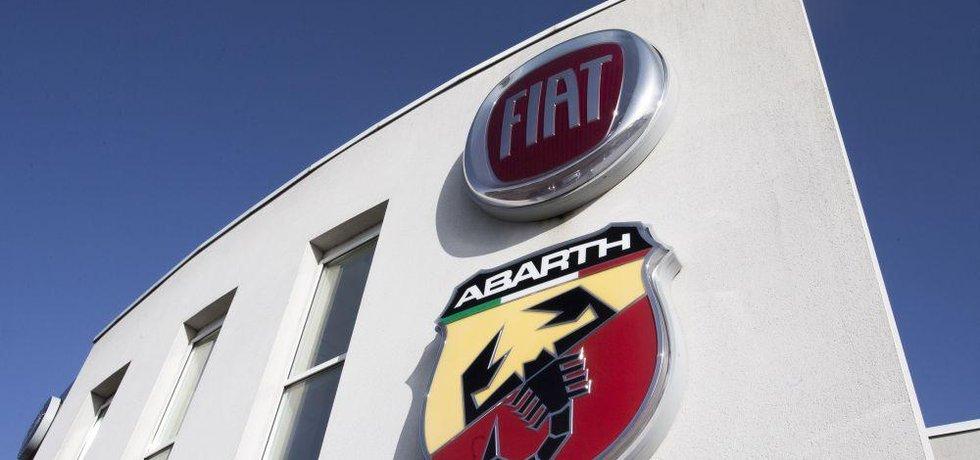 Fiat Chrysler, ilustrační foto