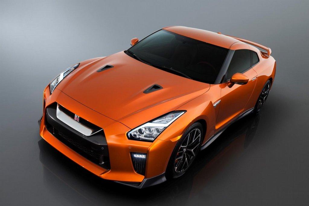 Nissan GT-R modelového roku 2017
