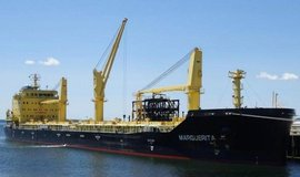 Loď Marguerita německé rejdařské společnosti MSM