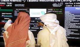 Akcie Saudi Aramco zahájily obchodování mohutným růstem. Těžař má hodnotu 1,9 bilionu dolarů