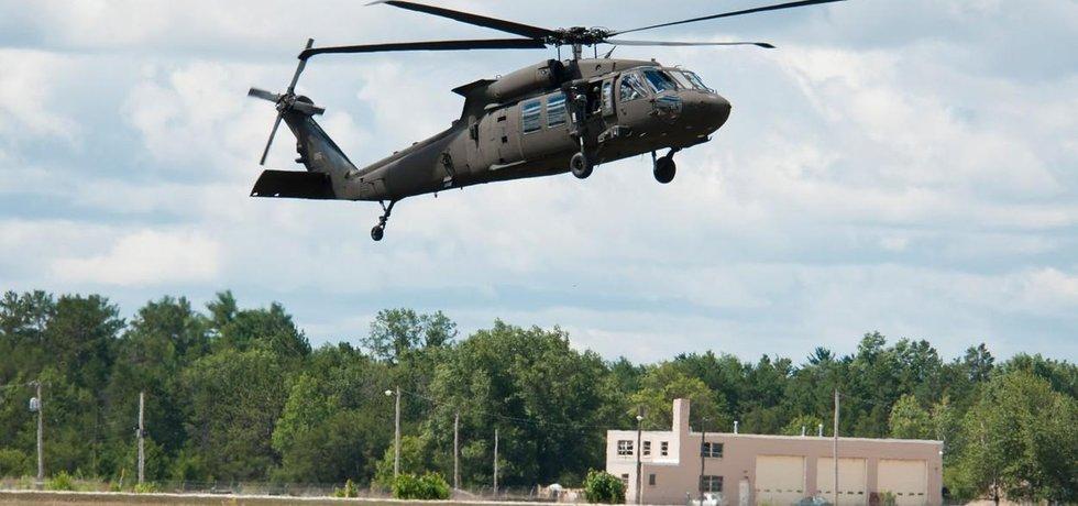 UH-60M Black Hawk