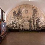 Reliktů komunistické éry zbývá v moskevském podzemí spousta.