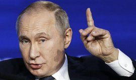 Až východní Evropa zbohatne, začne zvažovat odchod z EU, prohlásil Putin