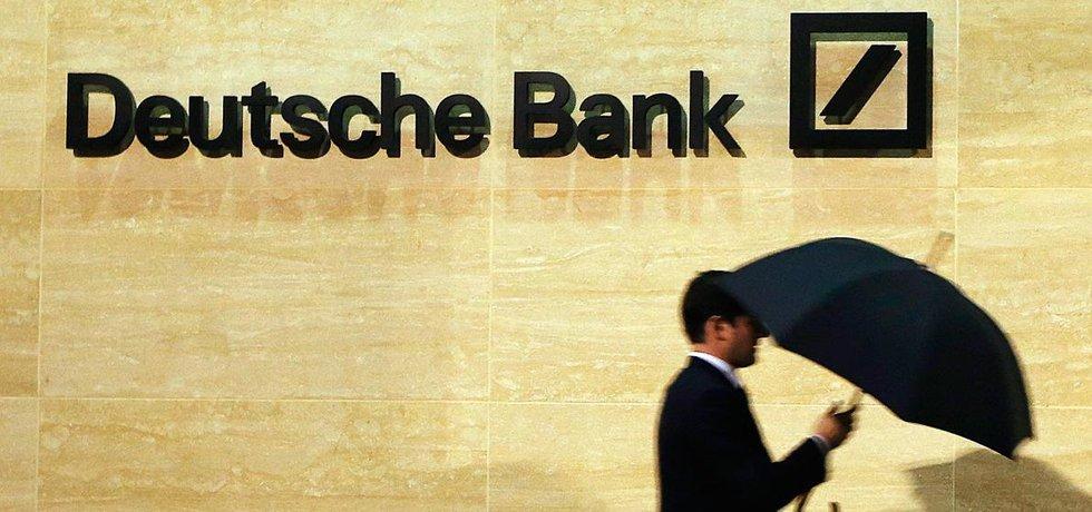 Deutsche Bank, ilustrační foto