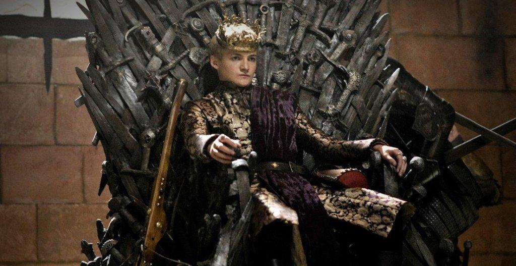 Joffrey Baratheon - mrtev