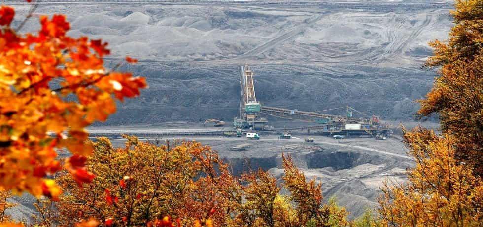 Povrchový důl ČSA