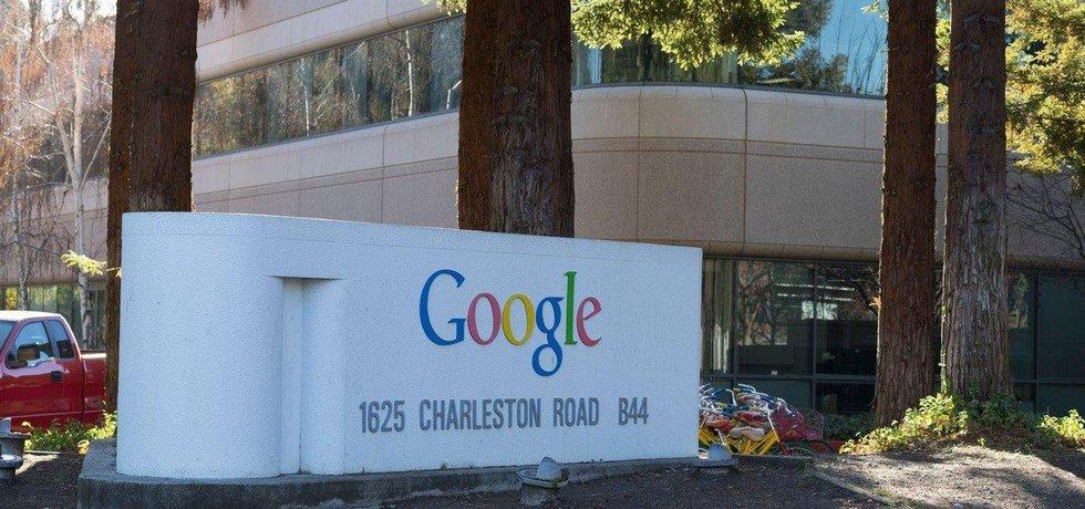 Sídlo společnosti Google v americkém Mountain View
