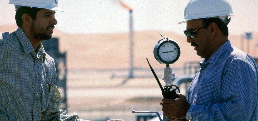 Saúdská Arábie zatím spoléhá na příjmy z ropy, ilustrační foto
