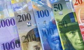 Švýcarský frank (ilustrační foto)