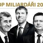 Euro Top miliardáři 2017