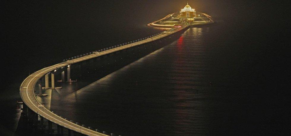 Most Hongkong-Ču-chaj-Macao