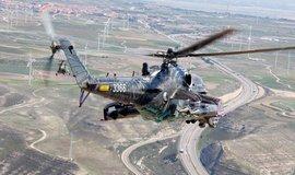 Zřícení vrtulníku u Náměště: nehodu způsobila lopatka turbíny