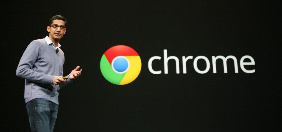 Google Chrome, ilustrační foto
