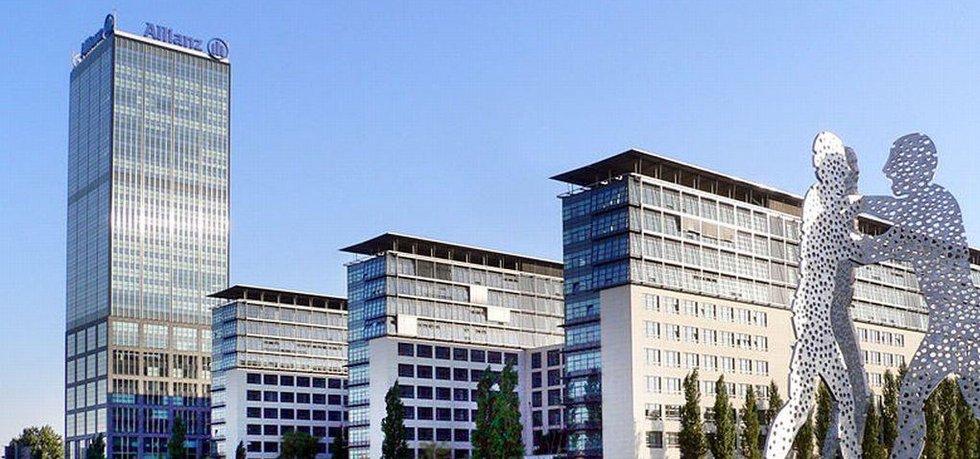 Sídlo Allianz v Berlíně