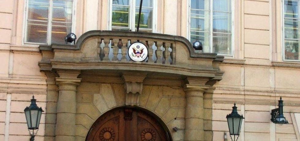Ambasáda USA Praha