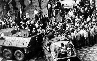 Protesty v srpnu 1969