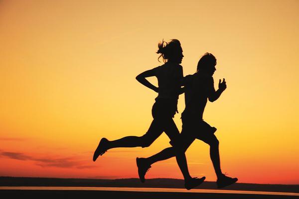 *sport, běh, pohyb