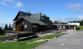 Horský hotel na Černé hoře