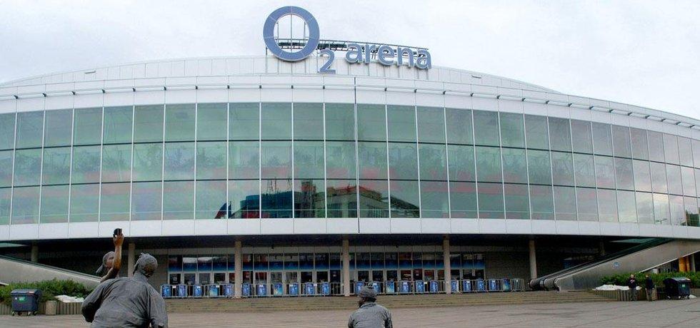 O2 arena, ilustrační foto